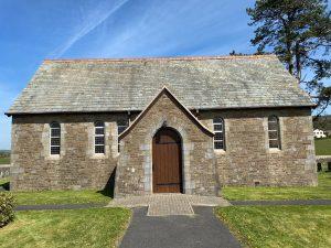 Quernmore Methodist Chapel and Sunday School, Wyresdale Road, Lancaster, LA2 9EH